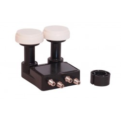 KONWERTER MONOBLOCK QUAD INVERTO BLACK